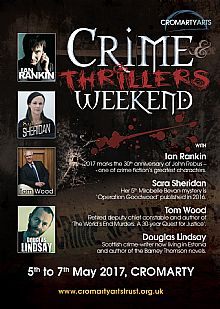 Crime and Thrillers weekend 2017