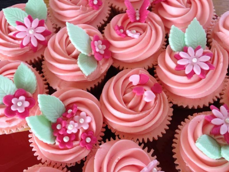 Cupcake Decoration Making : Cupcake Decorating Class Cromarty Arts Trust
