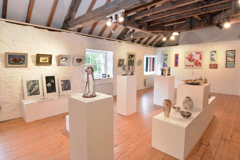 D Art Exhibition Uk : The cromarty group art exhibition arts trust